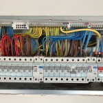 kitchen distribution board